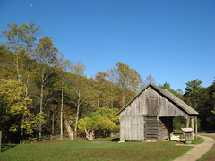 Hutchinson Homestead at Stone Mountain Photo