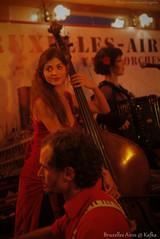 Bruxelles Aires Tango Orchestra @ Kafka café