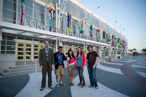 The Guild at Long Beach Convention Center during Season 5