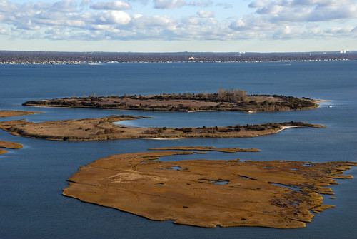 Great South Bay islands by Alida's Photos