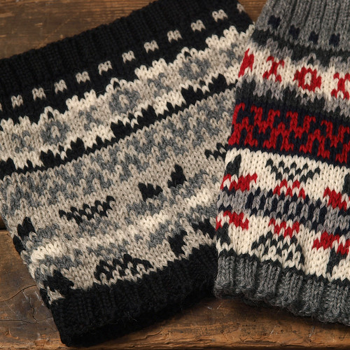 Stuart Austin / Fairisle Neck Warmer