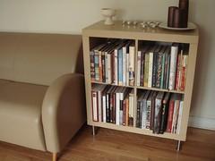 New Cookbookcase