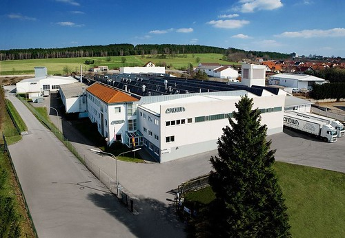 Crown Equipment's facility in Roding, Germany