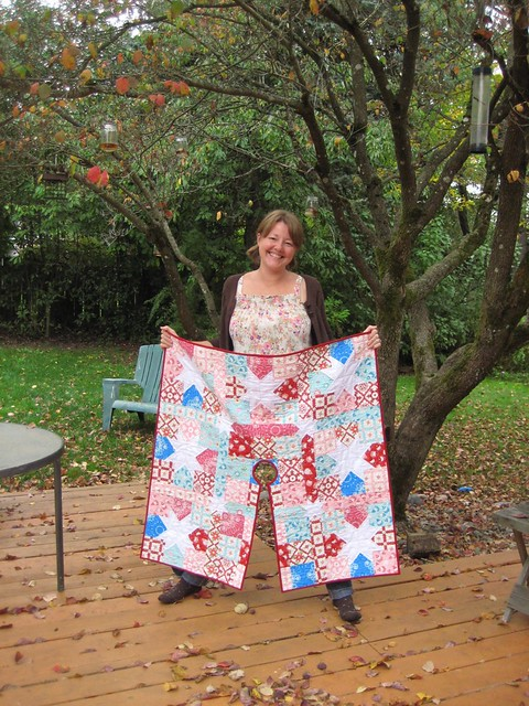 Sew Mama Sew Christmast Tree Pants Sew-along