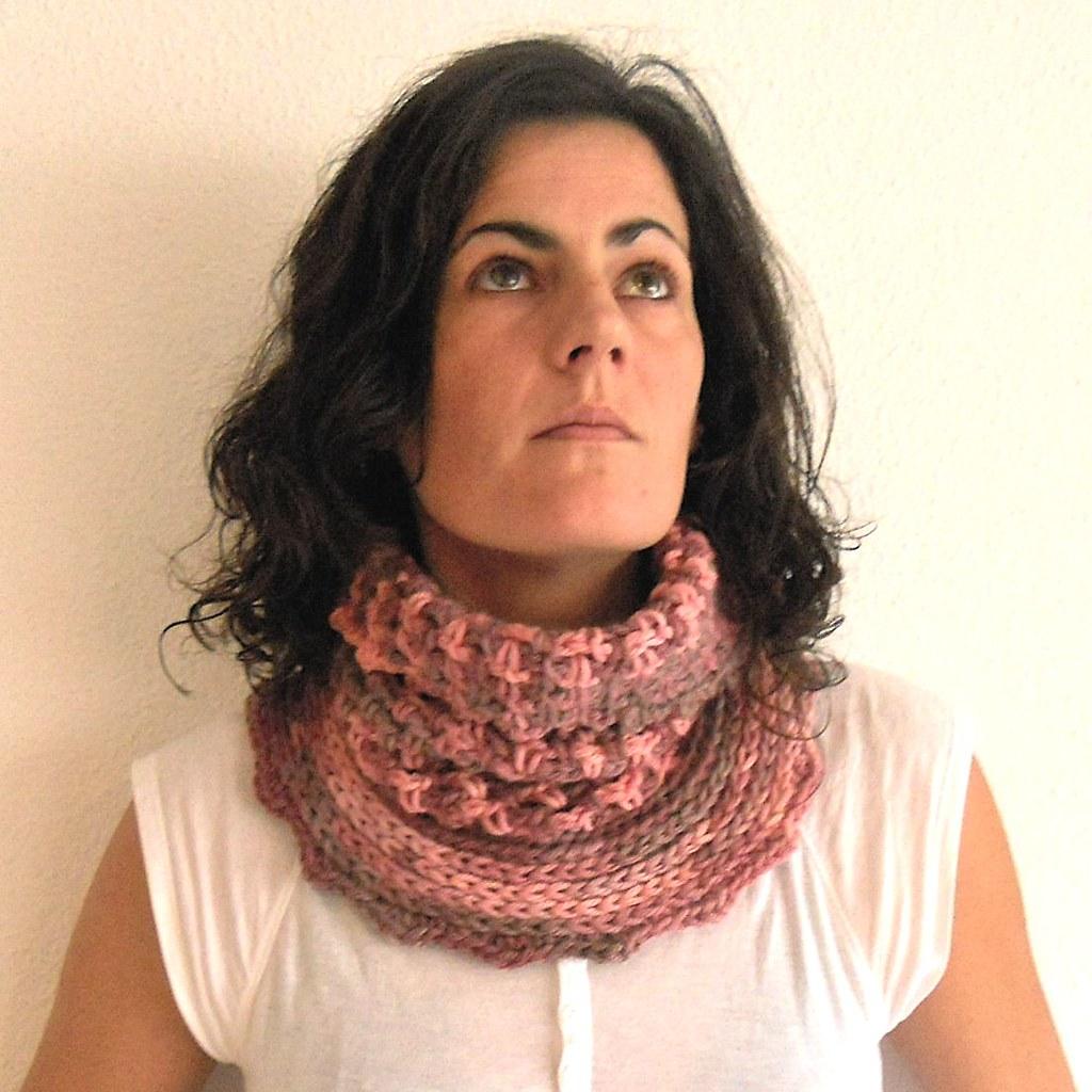 Cuello en lana merino