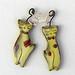 Σκουλαρίκια γάτες