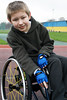 Participation project: East London Wheelchair Athletics Group - James