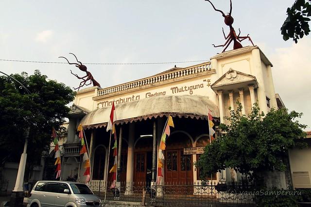 Marbunta Building