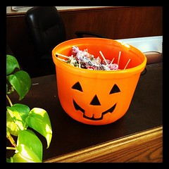 Candy, candy, candy #halloween