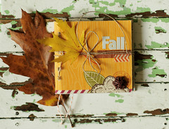 fall :: in love with autumn (ania-maria) Tags: autumn fall love scrapbooking scrap ils autumne riseshine ilowescrap aniamaria ilovepattern