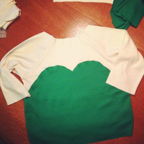 Tinkerbell pj/costume shirt for B