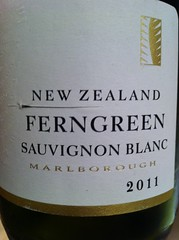2011 Ferngreen Sauvignon Blanc