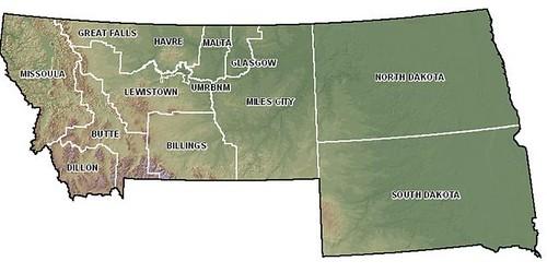 BLM Maps for Montana | BackCountry Navigator