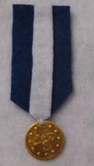 Halloween felt medal