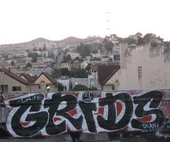 GRIDS (*Don Vito*) Tags: sf california one graffiti bay san francisco area grids dck ivk