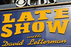 Late Show (SummerTX) Tags: nyc newyorkcity sign lateshowwithdavidletterman edsullivantheater thebigapple itsasign