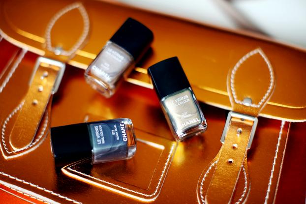 Chanel Peridot, Black Pearl, Quartz
