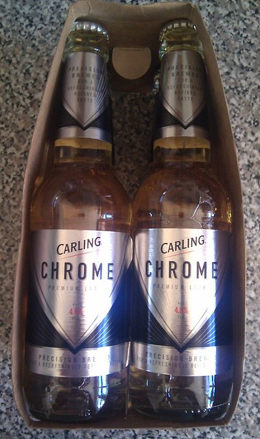 google chrome beer