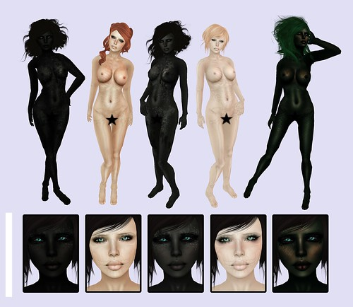The Plastik - Hallo 2011 Skins
