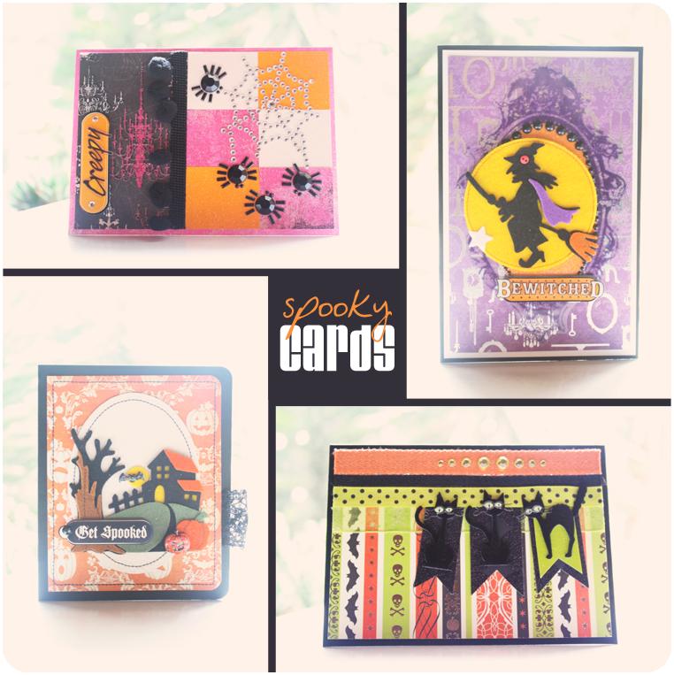 {halloween} cards
