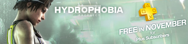 Hydrophobia PS Plus Header