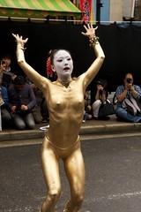 金粉ショーの壁紙プレビュー
