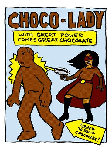 Choco-lady