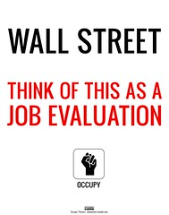 Think of this as a Job Evaluation (no check-off list version)