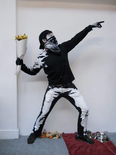Banksy by Jordan