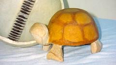 tartaruga (luizahentz7) Tags: paper papel papier papiermach mach papermach