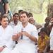 Rahul Gandhi in village chaupal, Sant Ravidas Nagar (6)