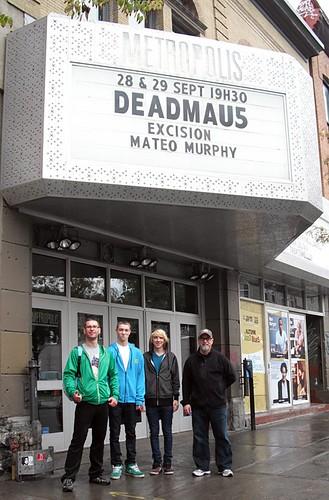 Deadmau5 Meowington's Hax Tour - Montreal - 07