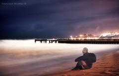 Perfect fusion... (DoomAeternus) Tags: ocean sea beach nature sand albufeira ilustrarportugal portugalmagico