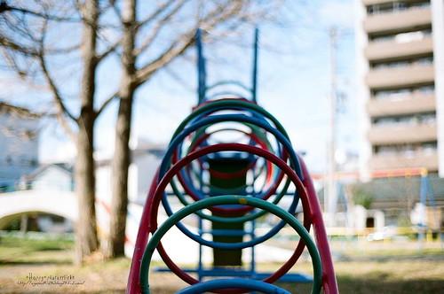 公園遊具♪