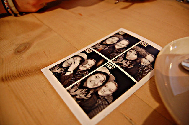 rough trade photomaton