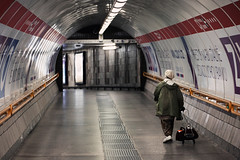 Life Goes On (mimmopellicola) Tags: underground subway metro prag praha praga praag     prag