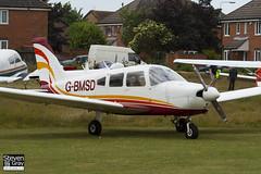 G-BMSD - 28-7690070 - Private - Piper PA-28-181 Cherokee Archer II - Panshanger - 110522 - Steven Gray - IMG_6664