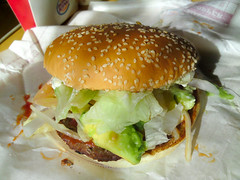 Burger King's California Whopper
