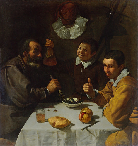 4. El almuerzo, Velázquez