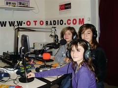 les jeunes reporters présentent leur émission