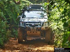 Borneo Safari 2011 - Day 7 - Isuzu DMax (sam4605) Tags: ed offroad 4x4 extreme 4wd olympus adventure safari malaysia borneo e3 70300mm e1 sabah challenge isuzu coty zd caroftheyear dmax sabahborneo 1260mm borneosafari kfwdc rainforestchallenge kinabalufourwheeldriveclub isuzumalaysia borneosafari2011 4wdsuvcom