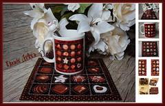 Aceita um bombom??? (**DASDE Artes!**) Tags: chocolate godiva mugrug tapetedecaneca chocolatenacaneca