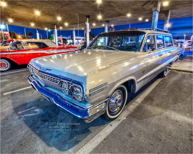 1963 chevrolet impala wagon