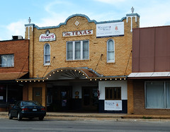Former Texas Theater, Main Street, Sealy Texas 1112111501 (Patrick Feller) Tags: sealy austincounty texas mainstreet former theater theatre movie film cinema united states north america