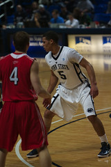 Matt Glover on Defense (acaben) Tags: basketball pennstate collegebasketball ncaabasketball psubasketball pennstatebasketball