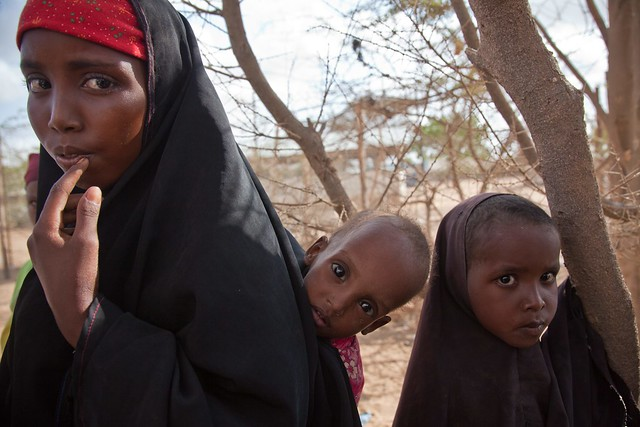 UNHCR News Story: Poor weather, conflict exacerbate dire situation for Somali civilians