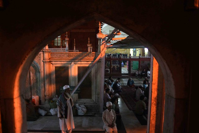 City Faith - Aga Shahid Ali's Poetry, Hazrat Nizamuddin Dargah