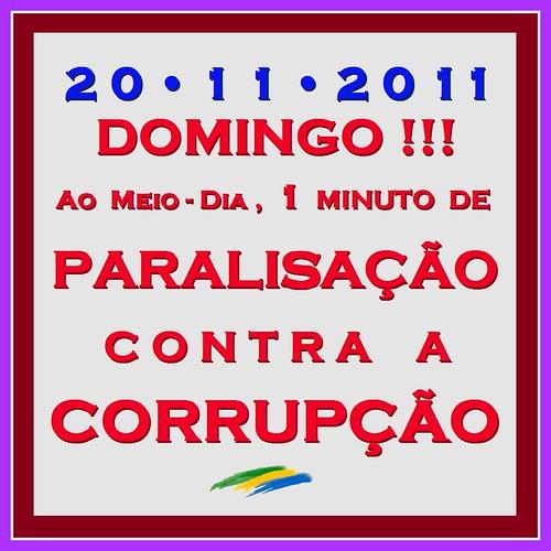 20/11/2011_Paralisação_Contra_A_Corrupção