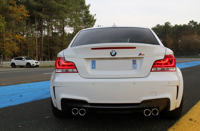 white mans le bmw opening edition weiss 1m x6 worldcars