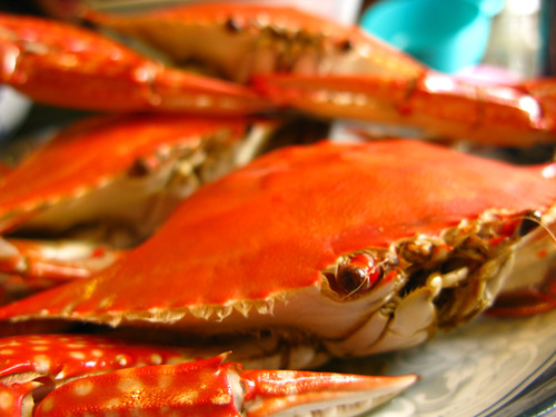 chinese Steamed Crab recipe